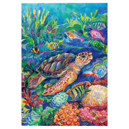 Sea Turtle Garden Flag - 119438