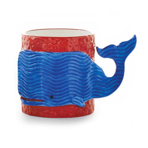 Mug - Ceramic Blue Whale - 4355002