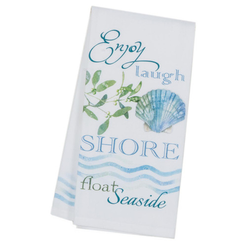 Shore Seaside Cotton Tea Towel R3078-S