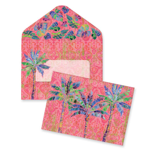 Paradise Palms Note Cards 10 Pack 09-059