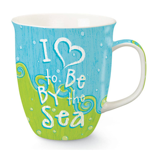 Love by Sea Coffee Mug 718-17