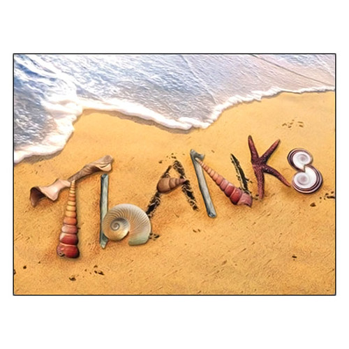 Thank You & Appreciation Card TKG44897