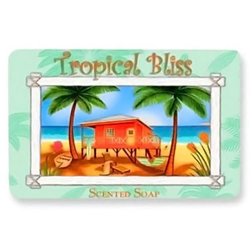 Bar Soap Tropical Bliss 40-141