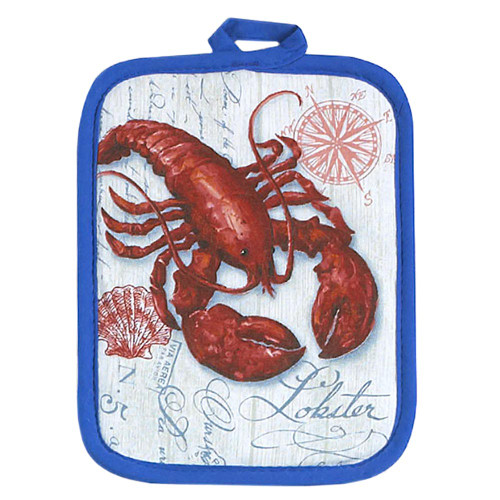 Lobsterfest Potholder R2212