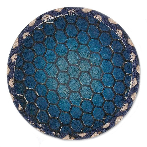 "Turtle Shell Table Trivet - SET OF TWO - 7"" - H-005-7"