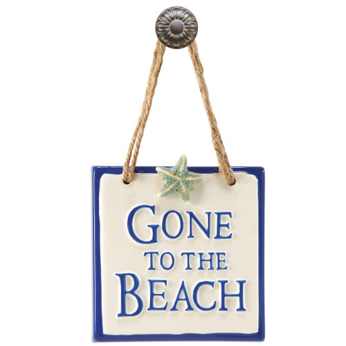 Gone To The Beach Sign 4057733