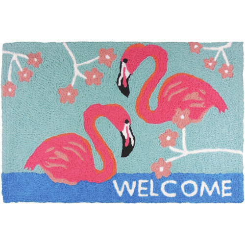 Flamingo Welcome