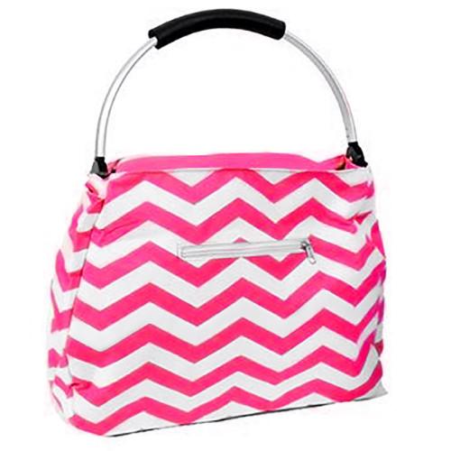 Pink Chevron Beach Tote - 60337D