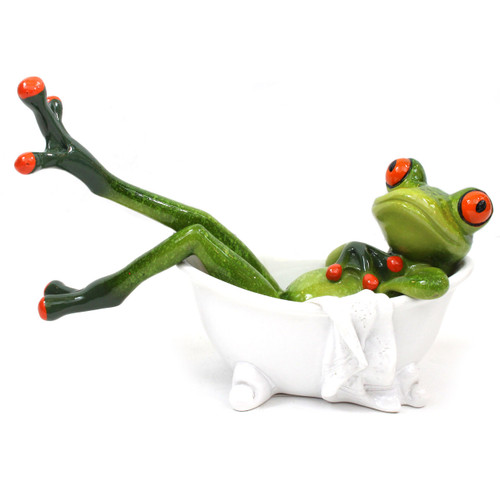 Bathtub Frog