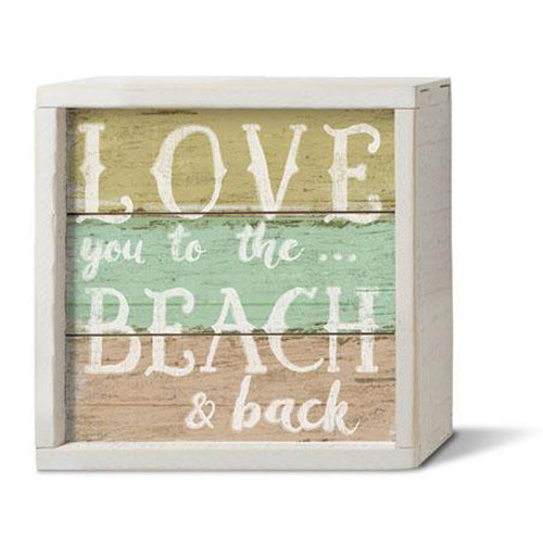 Love You to Beach and Back