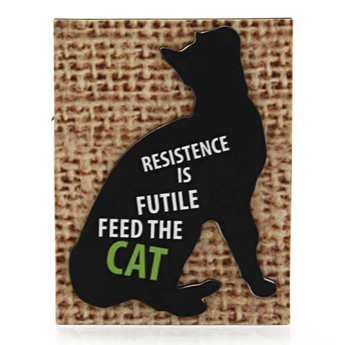 Feed the Cat Magnet 4039114
