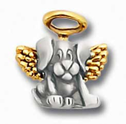 Dog Angel Small Lapel Pin 1945CP