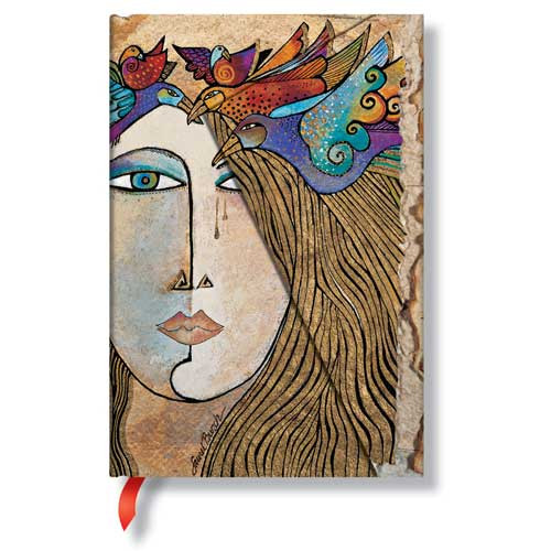 Laurel Burch Journal Soul Tears Mini 481-4