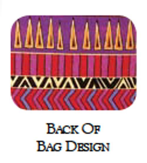 Laurel Burch Egypticats Travel Bag LB5251