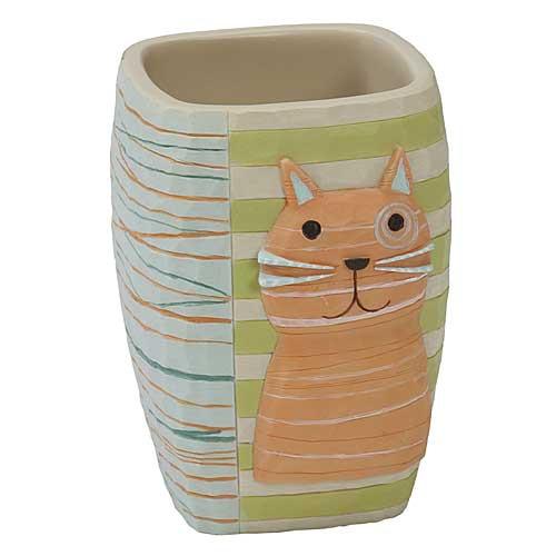"Cat Theme ""Meow"" Tumbler MEW11MULT"