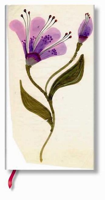"Laurel Burch Slim Journal Blossoms ""Serpentine"" - PB1637-3"