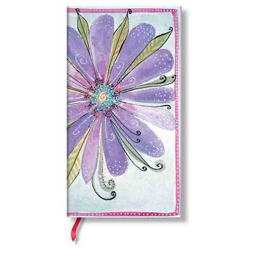 "Laurel Burch Slim Journal Blossoms ""Florescence"" - PB1640-3"