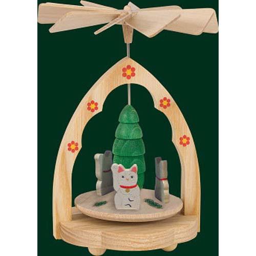 Mini Kittens Arch Pyramid PYR017X16