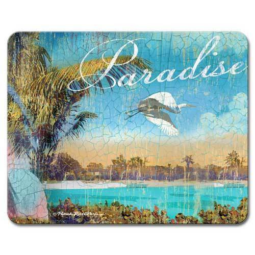 Paradise Glass Surface Saver Cutting Board Small