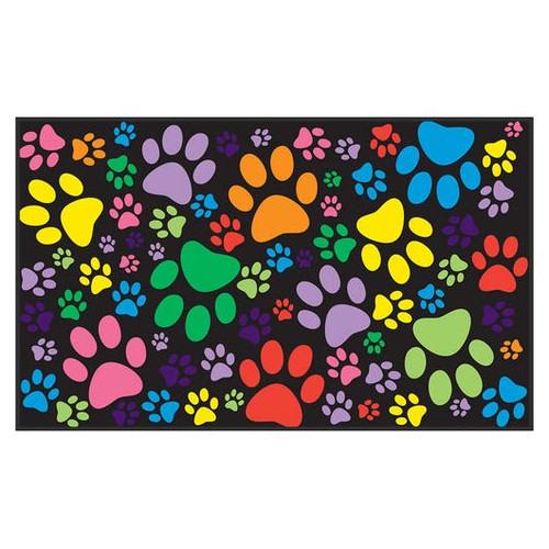 Paws Welcome Floor Mat Door Mat - 800088