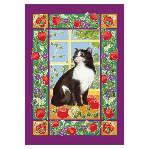 Welcome Cat Garden Flag - 119482