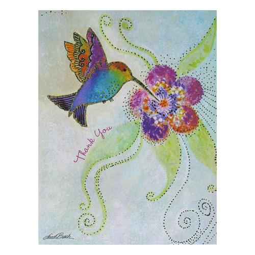 "Laurel Burch ""Flights of Fancy"" 8 Package Note Cards BTN35959"