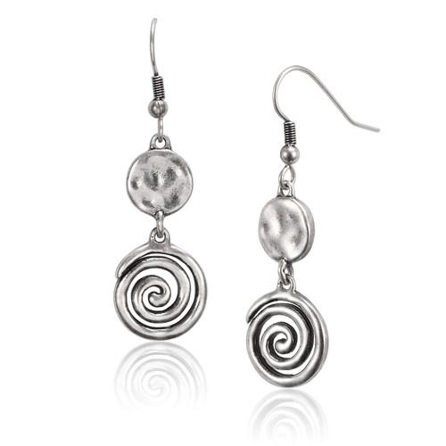 Eternity Laurel Burch Earrings - 6087