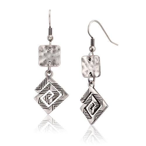 Rhythm Laurel Burch Earrings - 6090