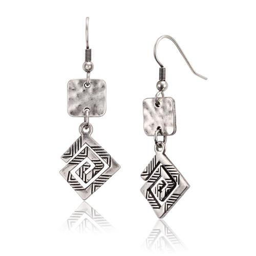 Rhythm Laurel Burch Earrings - 6090