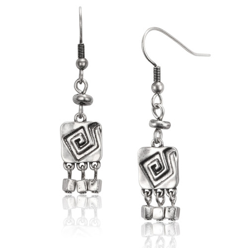 Nile Laurel Burch Earrings - 6135