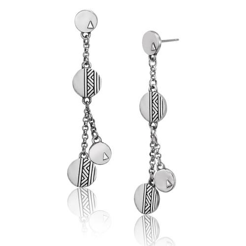 Gypsy Drop Laurel Burch Earrings - 6142