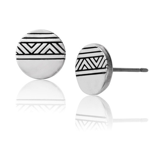 Gypsy Stud Laurel Burch Earrings - 6143
