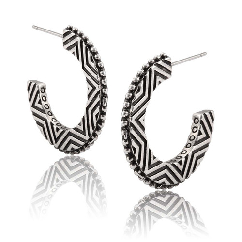 Gypsy Hoop Laurel Burch Earrings - 6144