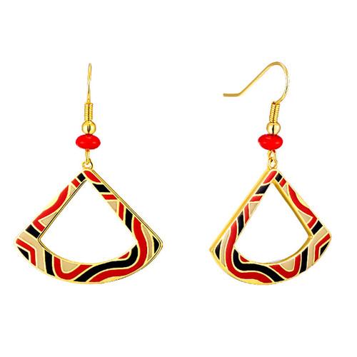 Calista Laurel Burch Earrings - 6072