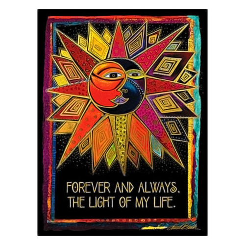 Laurel Burch Anniversary Card Forever Always AVG17046