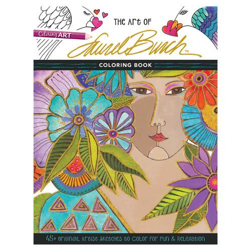 The Art of Laurel Burch Coloring Book CT20332