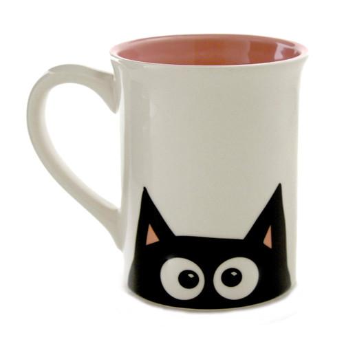 Cat Face Mug Happy Cat - 4054517
