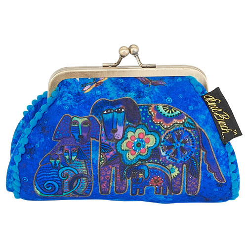 Laurel Burch Coin Purse Canine Family LB5902i
