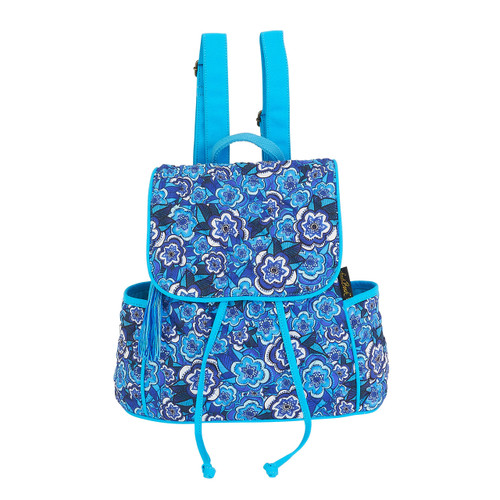 Laurel Burch Got the Blues BackPack LB5981