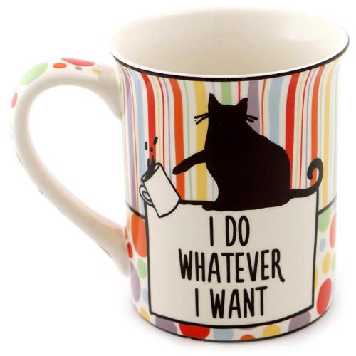Cat Mug Whatever I Want 6000116