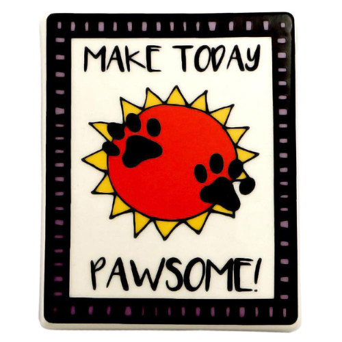 Pet Magnet Make Today Pawsome 4057140