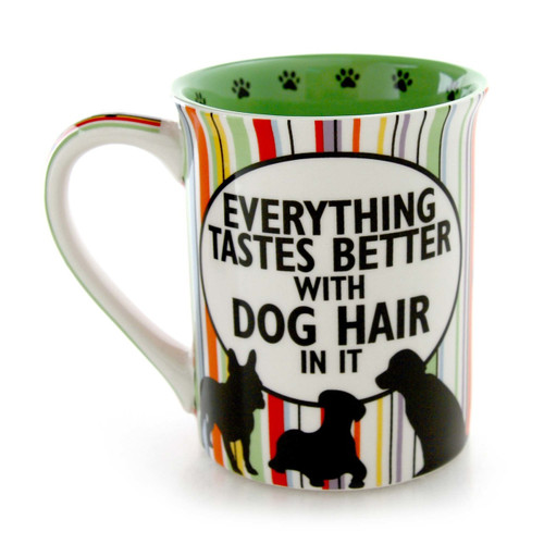 Coffee Friends Dog Hair Mug 4054514