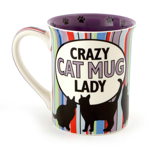 Crazy Cat Lady - Another Cat Mug with Cats on it 4056392