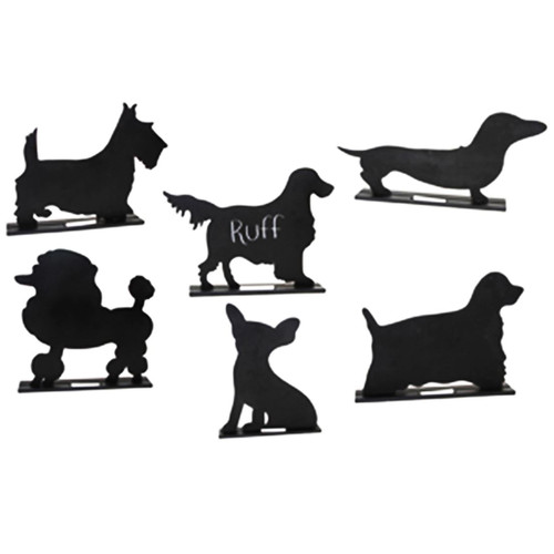 Scottish Terrier Silhouette Chalkboard -45254D