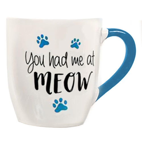 You Had Me at Meow Oversized Mug 24oz - 40003B