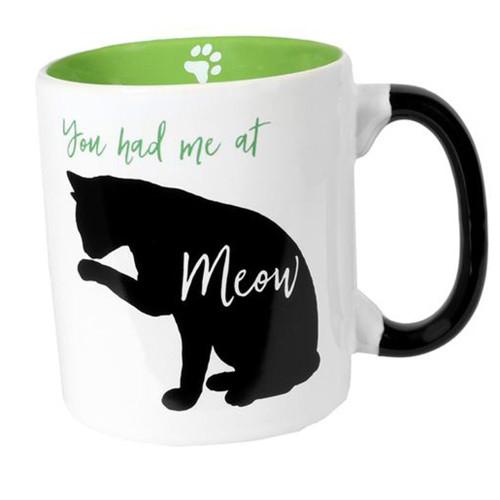 You Had Me at Meow Cat - Large 24oz Mug - 10620C