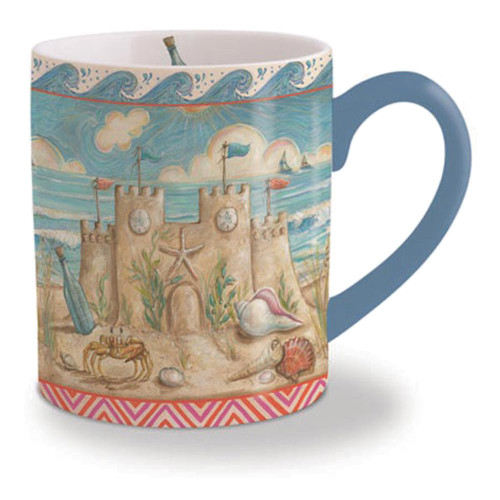 Beach Vacation Memories Coffee Mug 713-13
