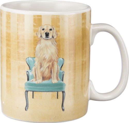 Mug - Golden Retriever - 20 oz Coffee Mug