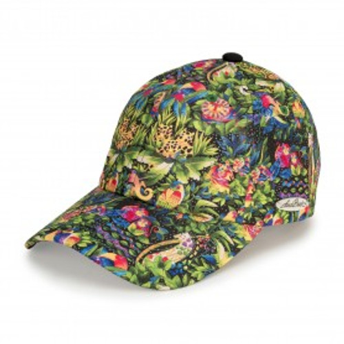 Laurel Burch - Jungle Song Ball Cap