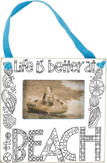 Mini Frame - Life Is Better - 34976